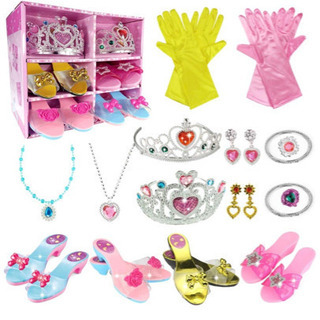 新品 お姫様ごっこ おもちゃ 16点セット