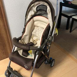 【中古】GOOD  BABY A型 ベビーカー