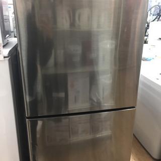 安心の一年間返金保証!SHARPの2ドア冷蔵庫です!