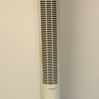扇風機 ハイタワーファン リモコン付