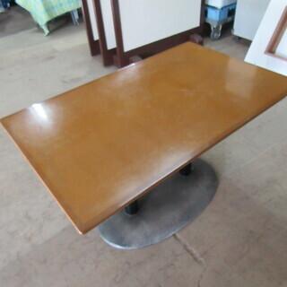 大き目なバーテーブル 1台限り