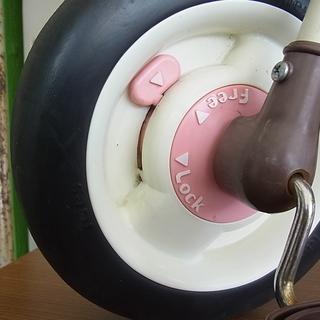三輪車 ides アイデス 折りたたみコンポ サンシェード付き COMPO ペダルフリー機能 かじ取り コントロールバー付き ミニー minnie − 北海道