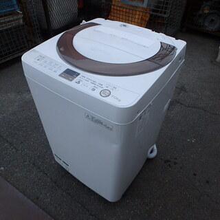 ★ガッツリ清掃済み ☆2014年製☆SHARP ES-A70E9...