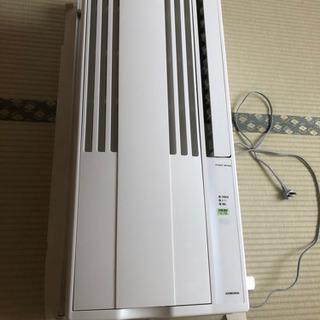 コロナ 窓用エアコン cw-1618  6畳用 美品