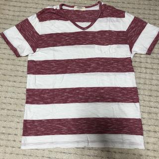 ボーダー 半袖Tシャツ
