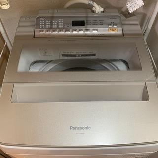 ■■美品!2018年製 Panasonic 全自動洗濯機 8kg...