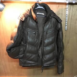 メンズ ブラウンジャケット 冬物 Sサイズ