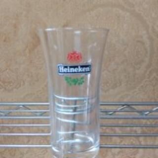 Heinekenビールグラス(5個設定)※箱入り未使用品