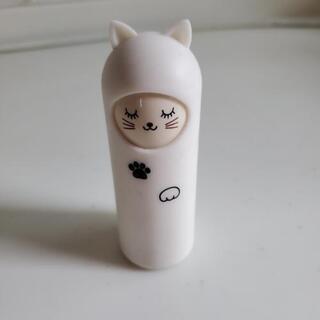 ライト付き 可愛い猫の携帯充電器 充電器