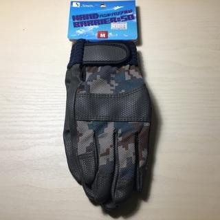 航空自衛隊・迷彩柄手袋です。