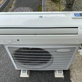即日対応 取付工賃込み 冷房専用エアコン コロナ 2017年 6畳