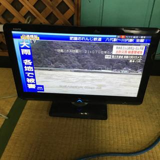 シャープ 液晶テレビ22インチ