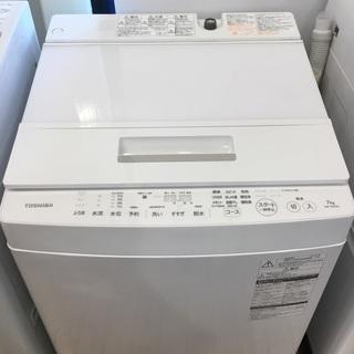 【安心1年保証付】TOSHIBA 全自動洗濯機 AW-7D6 2...