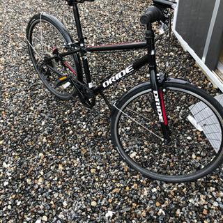 子供用のクロスバイク風自転車 - 安城市