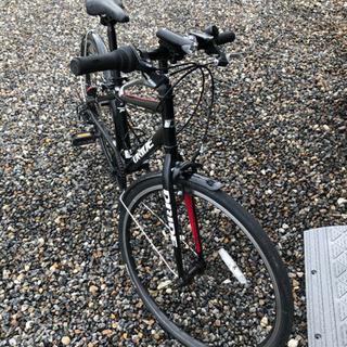 子供用のクロスバイク風自転車の画像