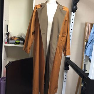 薄手のコート M〜Lサイズ