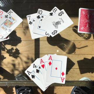 カードマジック入門コース。基本編
