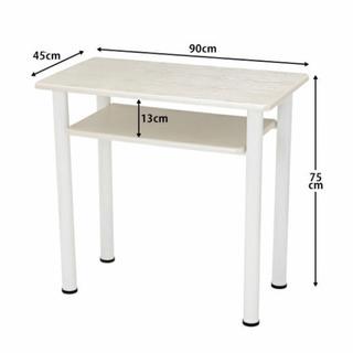 【美品】ネイルデスク 椅子 サイドテーブル 棚 照明