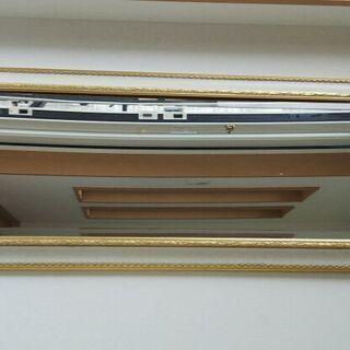鏡  姿見   イタリア製ミラー