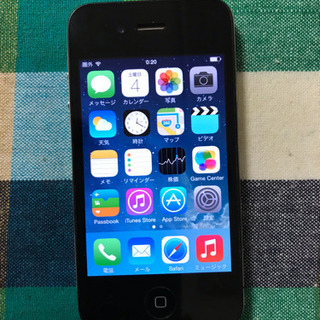 iphone 4 softbank