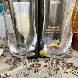 新品 シャンパングラス