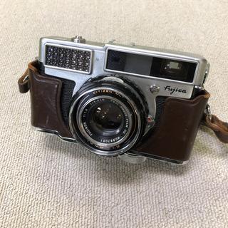 FUJICA 35-SE ジャンク品 付属品あり