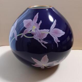 香蘭社 花瓶 新品 未使用