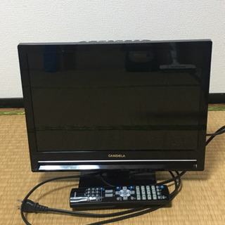 【CANDELA液晶テレビ】