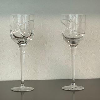 ロイヤルドルトンのペアグラス