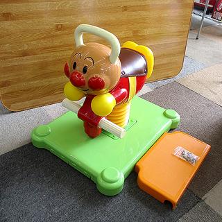 アンパンマン ゆらゆらロッキング 屋内遊具 おもちゃ ピノチオ ...