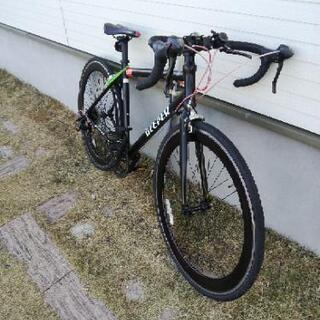 ロードバイク3年落ち1万円