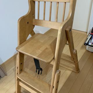 【取引中】幼児用椅子 もらってください。の画像