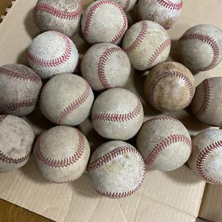 【野球】硬式ボール たくさん