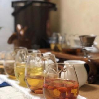 中国茶のお茶会🌟✖️タロット