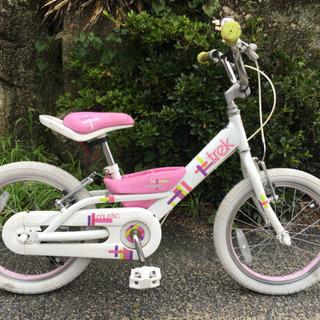 Trek 幼児用自転車女の子16インチ