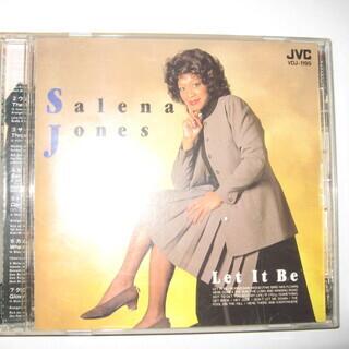 CD*レット・イット:ビー* サリナ・ジョーンズ