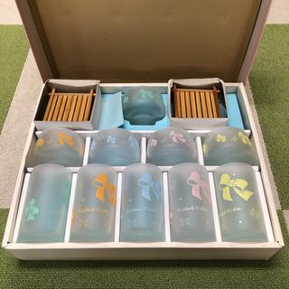 冷茶タンブラーセット 2種類 5個ずつセット