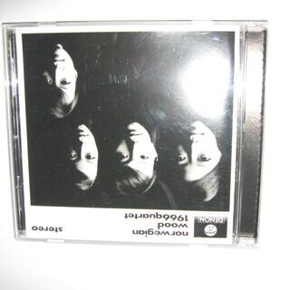 CD*ノルウェーの森~ザ・ビートルズ・クラシックス  1966カ...