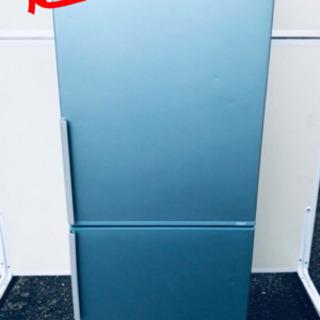 AC-156A⭐️AQUAノンフロン冷凍冷蔵庫⭐️