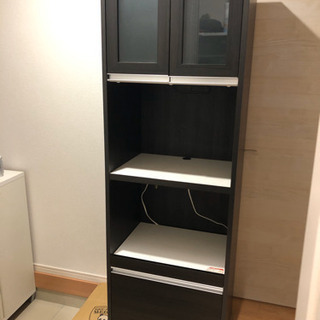 【お取引中】食器棚