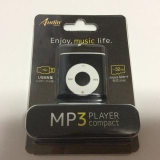 【新品未使用品】MP3プレーヤー