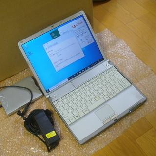 実測1014g SSD搭載 バッテリー残8時間超え Window...