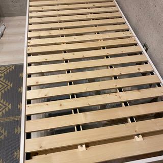 シングルベッドフレーム 【ひとり暮らしにおすすめ】 - 静岡市