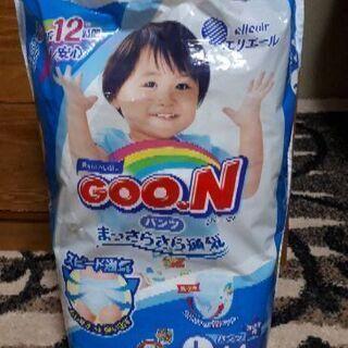 [決まりました!]GooN グーン おむつパンツL 男の子用の画像