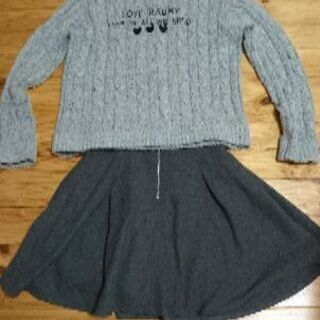 女児冬服(160)
