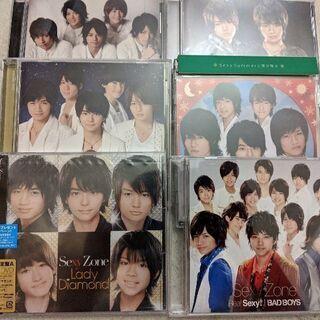 ジャニーズグッズ SexyZone CDセット