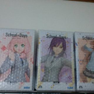 バンドリSchool Daysフィギュア