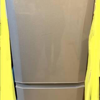 三菱冷蔵庫★1〜2人用★2016年製★キズ防止マット付き