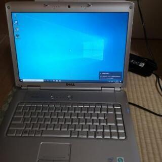 中古ノート Dell inspiron 1520 SSD Win...