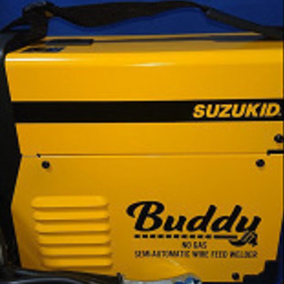 SUZUKID 半自動溶接機 SBD-80 インバーター